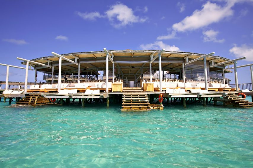 Six Senses Laamu Luxury Resort - Laamu Atoll, Maldives - Chill Bar