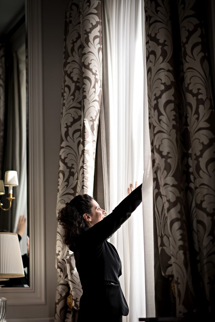 The St. Regis Florence Luxury Hotel - Florence, Italy - Butler Service
