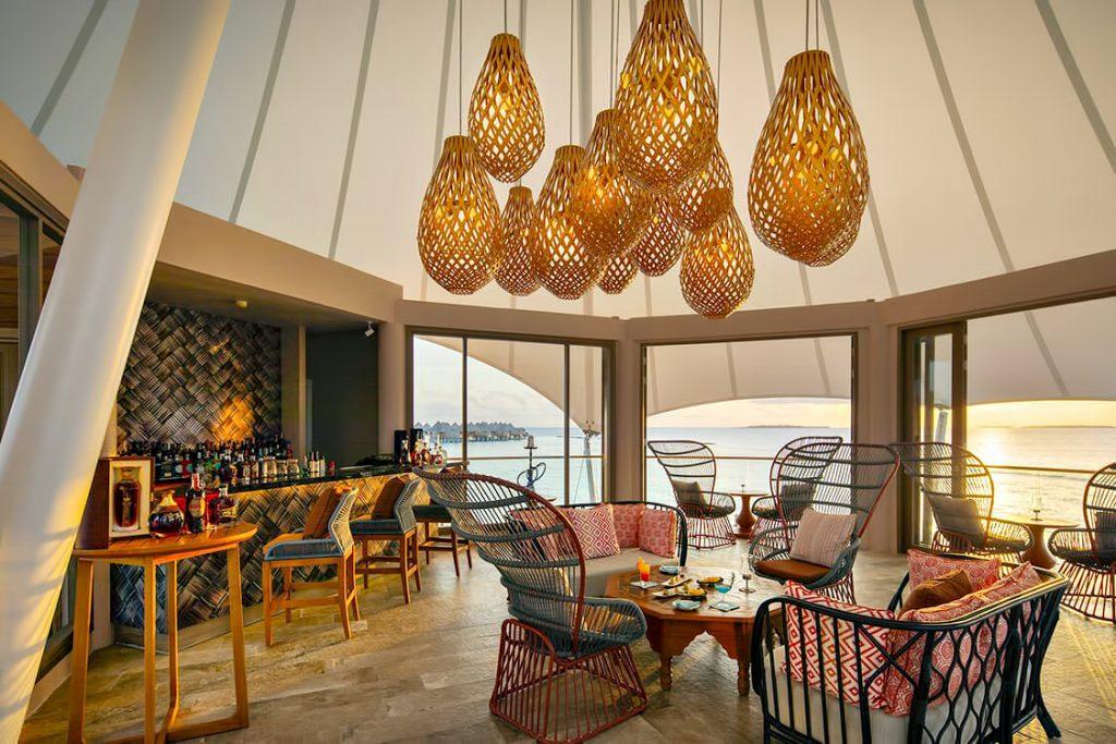 The Nautilus Maldives Luxury Resort - Thiladhoo Island, Maldives - Zeytoun Restaurant Interior