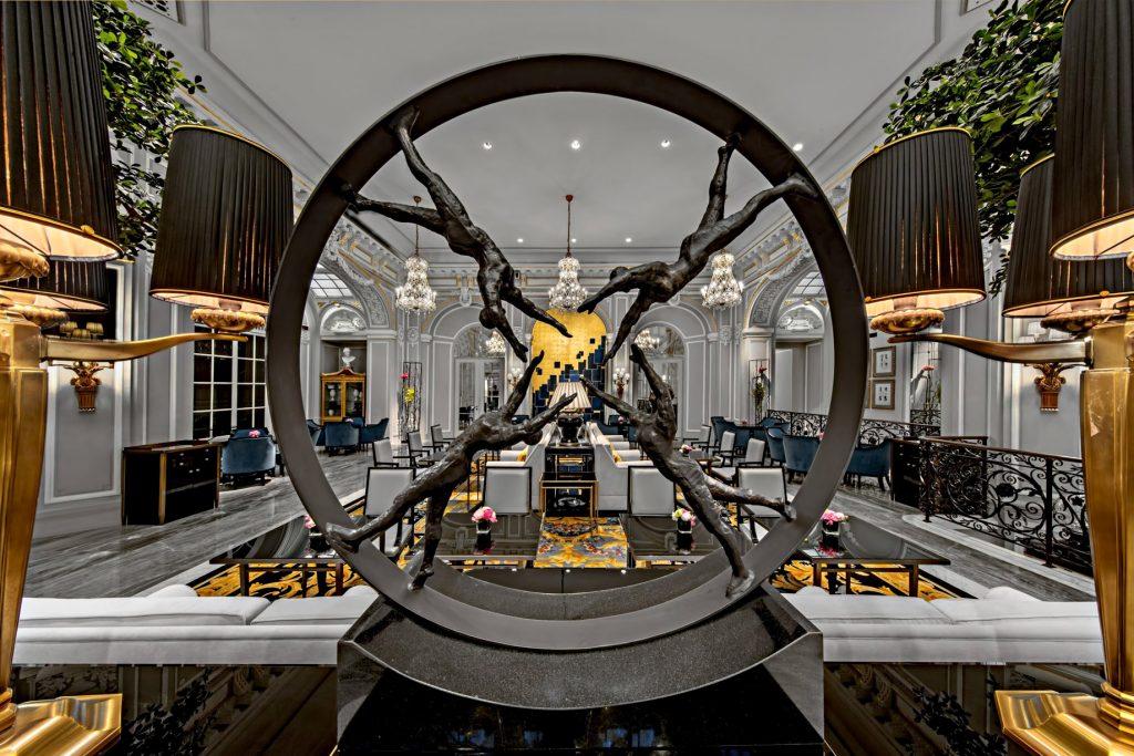 The St. Regis Rome Luxury Hotel - Rome, Italy - Main Hall