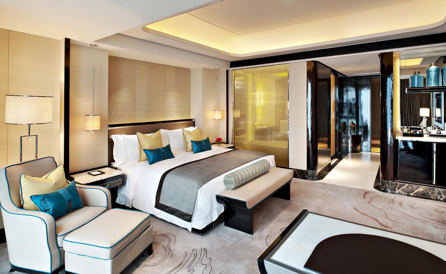 The St. Regis Shenzhen Luxury Hotel – Shenzhen, China – Deluxe City View Room