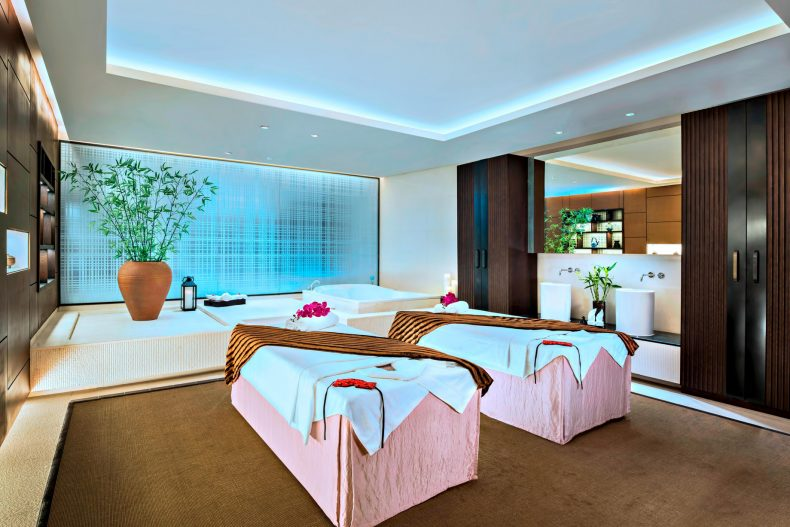 The St. Regis Tianjin Luxury Hotel - Tianjin, China - Riviera Restaurant - Spa