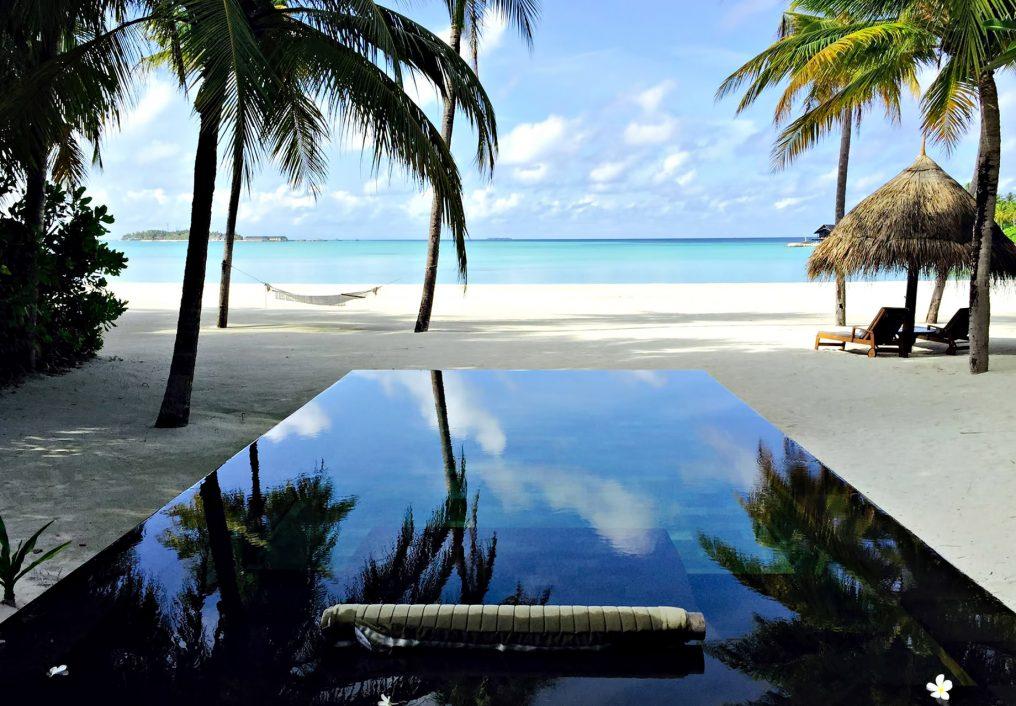 One&Only Reethi Rah Luxury Resort - North Male Atoll, Maldives - Beach Villa Beachfront Pool