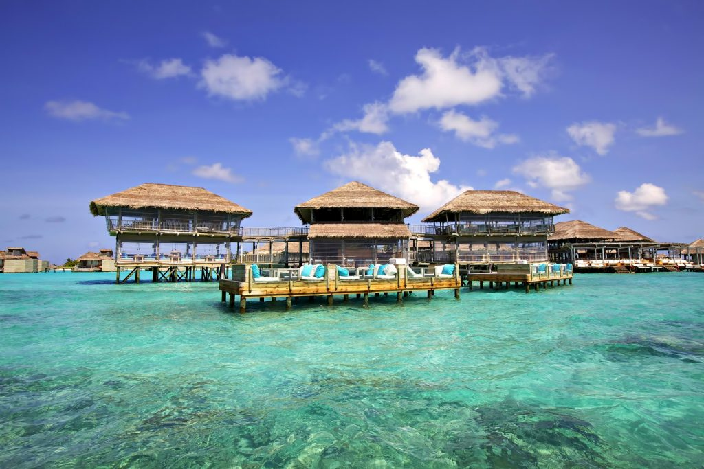 Six Senses Laamu Luxury Resort - Laamu Atoll, Maldives - Longitude Overwater Restaurant