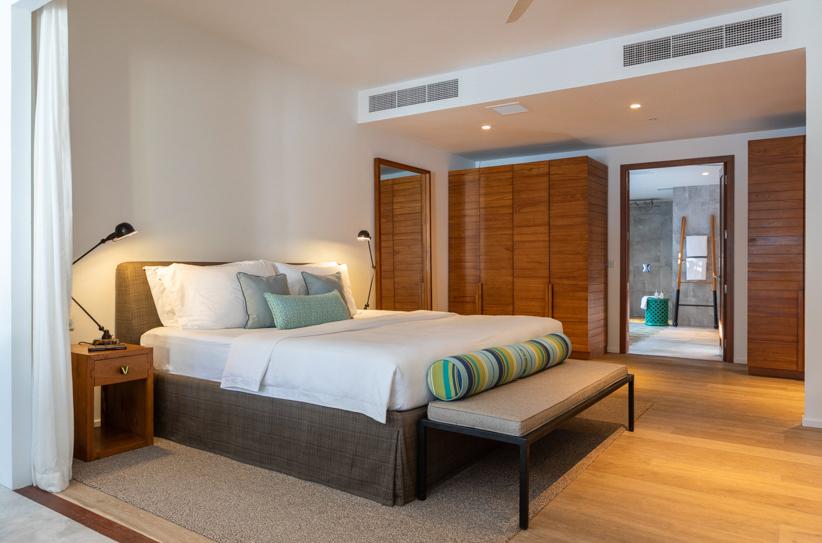 Amilla Fushi Luxury Resort and Residences - Baa Atoll, Maldives - Beach Villa Bedroom