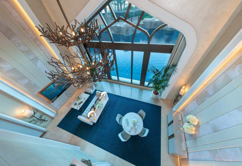 Atlantis The Palm Luxury Resort - Crescent Rd, Dubai, UAE - Underwater Suite