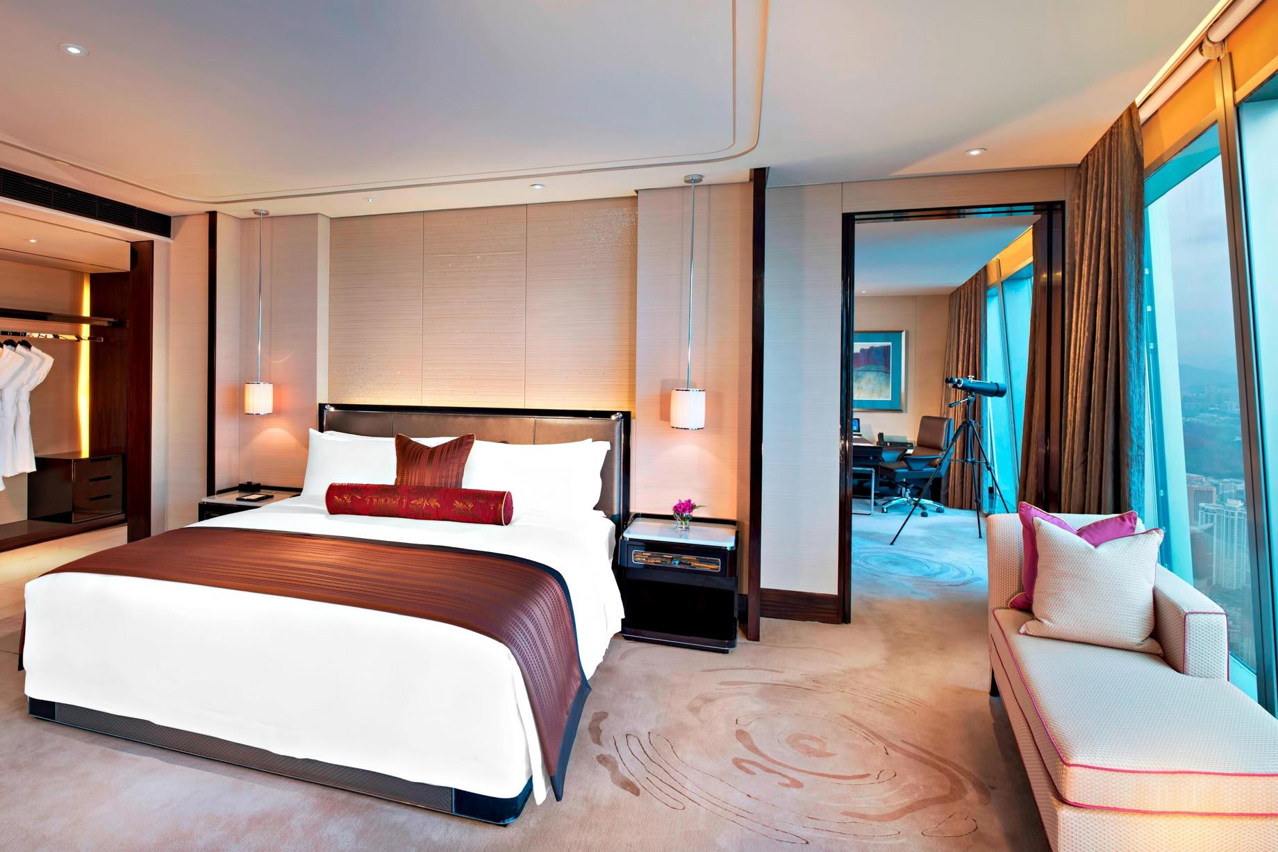 The St. Regis Shenzhen Luxury Hotel – Shenzhen, China – Caroline Astor Suite