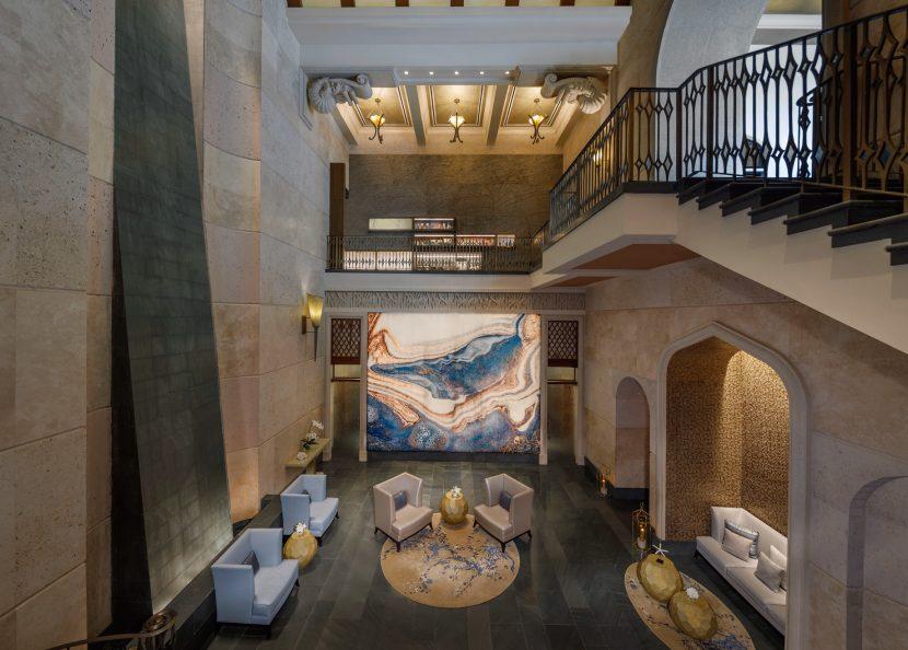 Atlantis The Palm Luxury Resort - Crescent Rd, Dubai, UAE - Spa Relaxation Area
