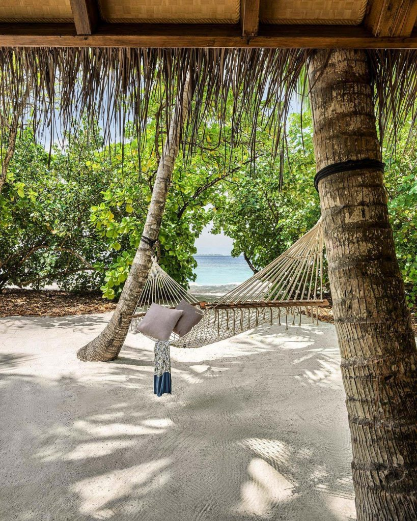 Joali Maldives Luxury Resort - Muravandhoo Island, Maldives - Hammock