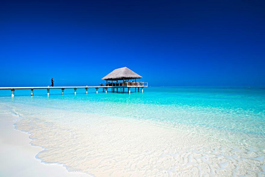 Velassaru Maldives Luxury Resort - South Male Atoll, Maldives - Over Water Restaurant