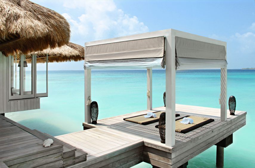 Cheval Blanc Randheli Luxury Resort - Noonu Atoll, Maldives - Overwater Spa