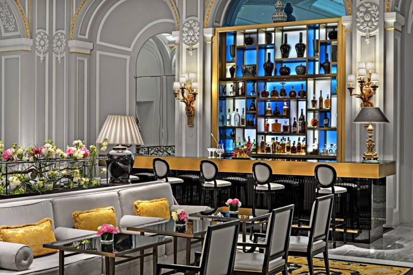 The St. Regis Rome Luxury Hotel - Rome, Italy - Lumen, Cocktails and Cuisine Bar