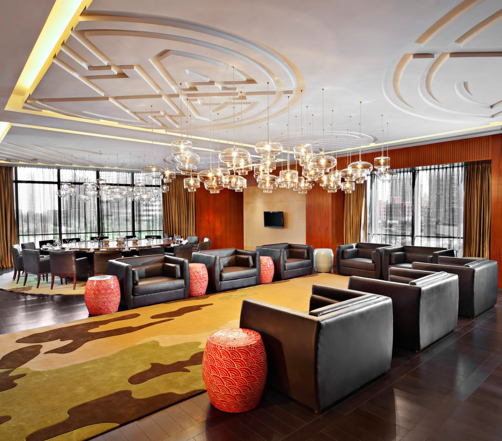 The St. Regis Tianjin Luxury Hotel - Tianjin, China - Yan Ting Restaurant