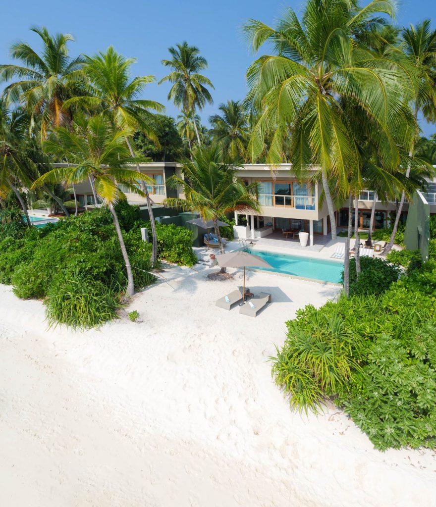 Amilla Fushi Luxury Resort and Residences - Baa Atoll, Maldives - Oceanfront Beach Villa