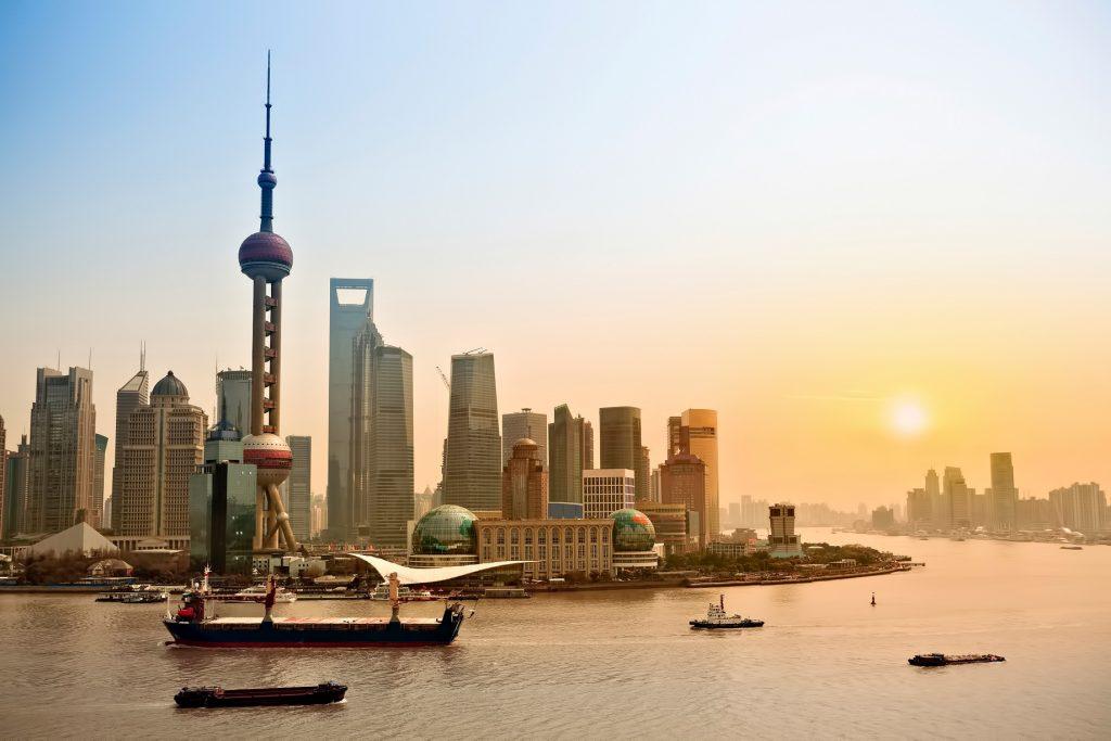 Regent Shanghai Pudong Luxury Hotel - Shanghai, China - Shēnchéng