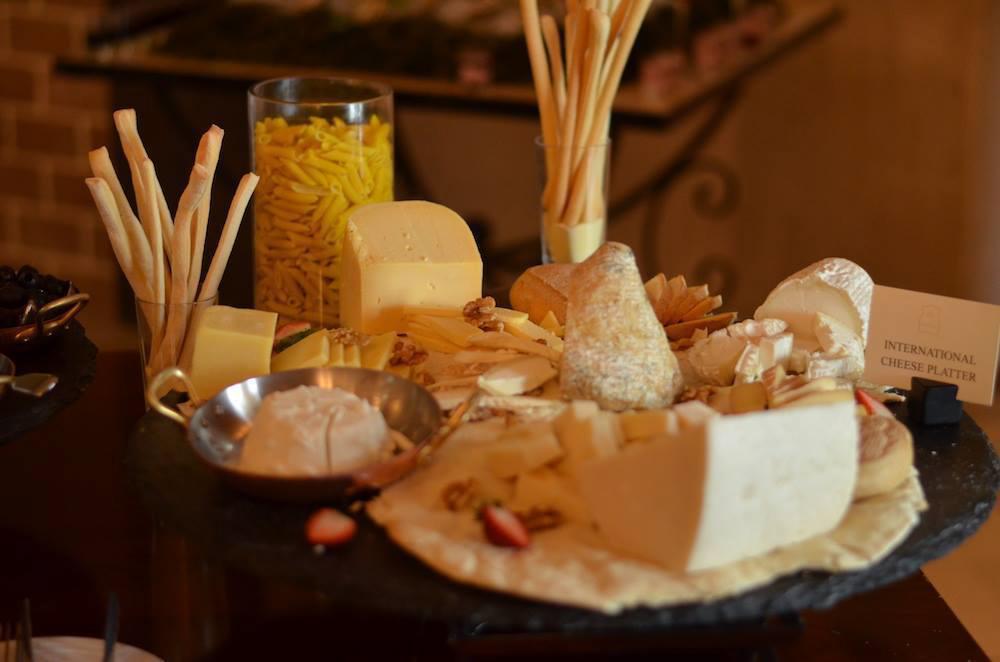 The St. Regis Abu Dhabi Luxury Hotel - Abu Dhabi, United Arab Emirates - Gourmet Cheese
