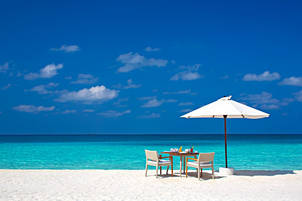 Velassaru Maldives Luxury Resort - South Male Atoll, Maldives - Beach Chairs