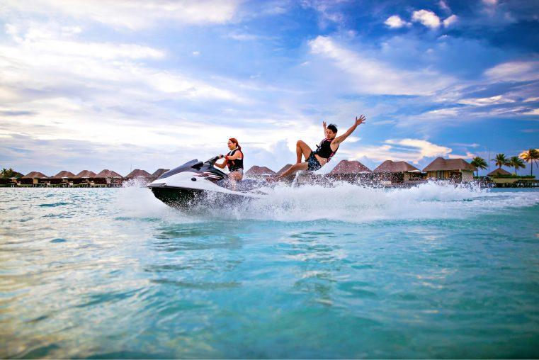 W Maldives Luxury Resort - Fesdu Island, Maldives - Jet Skiing