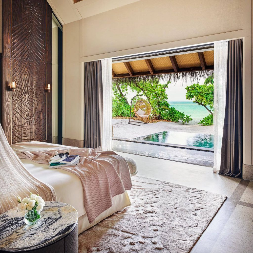 Joali Maldives Luxury Resort - Muravandhoo Island, Maldives - Beachfront Villa Ocean View
