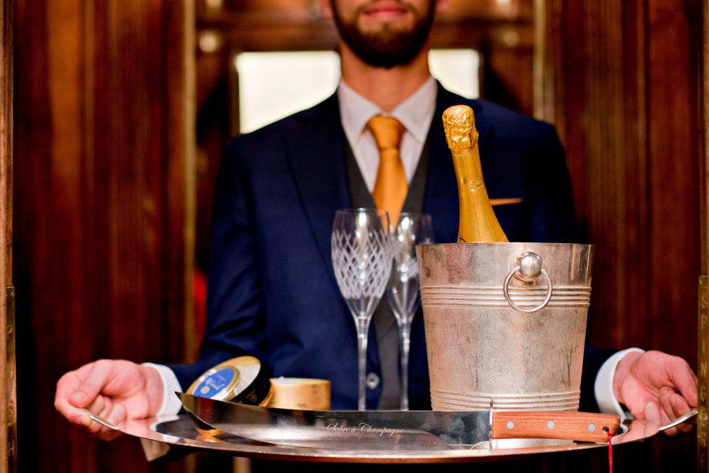 The St. Regis Rome Luxury Hotel - Rome, Italy - Sabering Ritual
