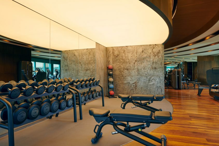 Atlantis The Palm Luxury Resort - Crescent Rd, Dubai, UAE - Gym