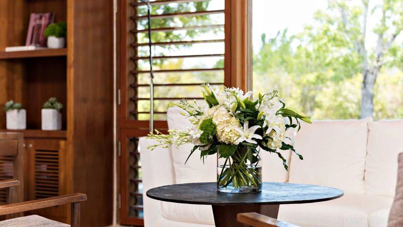 Amanyara Luxury Resort - Providenciales, Turks and Caicos Islands - 4 Bedroom Tranquility Villa Decor