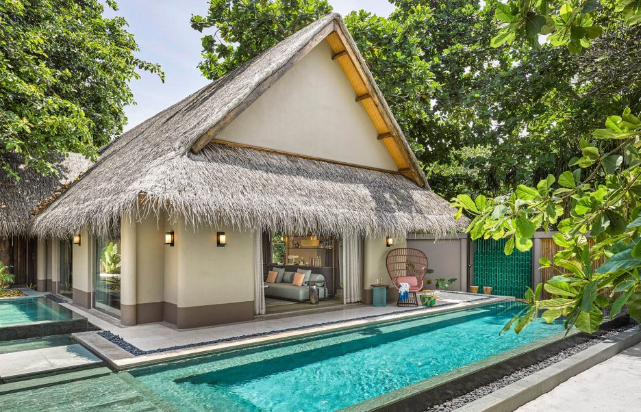 Joali Maldives Luxury Resort - Muravandhoo Island, Maldives - Beachfront Villa Pool