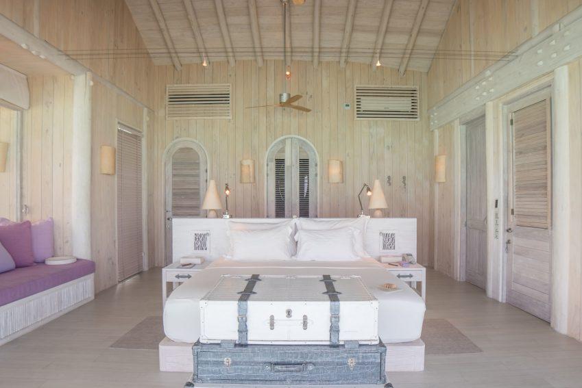 Soneva Jani Luxury Resort - Noonu Atoll, Medhufaru, Maldives - 2 Bedroom Water Retreat Villa Bedroom