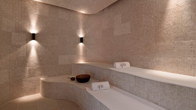 Cheval Blanc Randheli Luxury Resort - Noonu Atoll, Maldives - Spa Steam Room