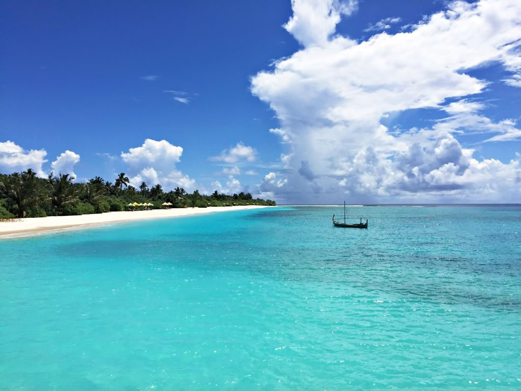 Six Senses Laamu Luxury Resort - Laamu Atoll, Maldives - White Sand Beach