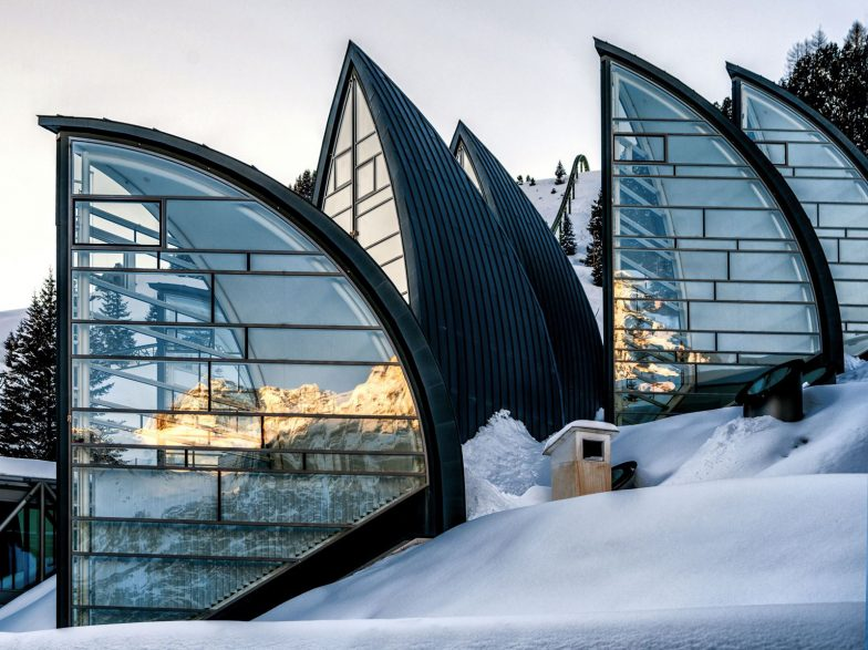 Tschuggen Grand Luxury Hotel - Arosa, Switzerland - Reflections