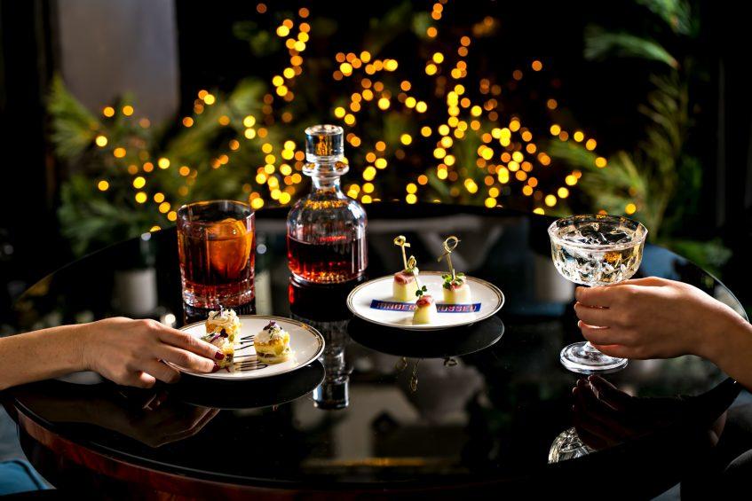 The St. Regis Rome Luxury Hotel - Rome, Italy - Festive Toast