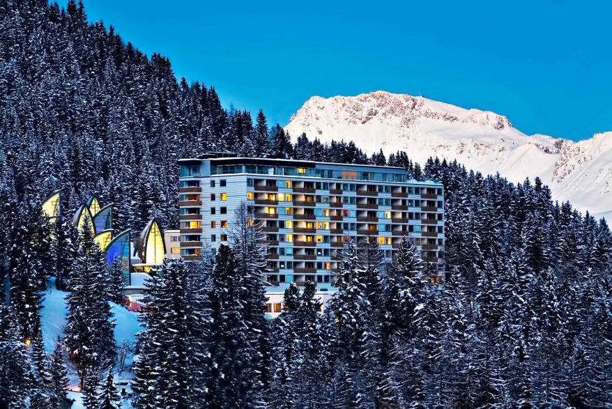 Tschuggen Grand Luxury Hotel - Arosa, Switzerland - Heart of the Mountain
