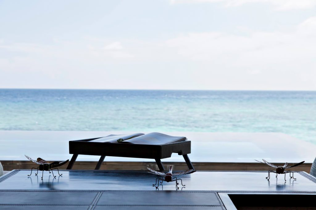 Cheval Blanc Randheli Luxury Resort - Noonu Atoll, Maldives - Overwater Infinity Pool View