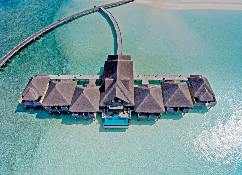 Velassaru Maldives Luxury Resort - South Male Atoll, Maldives - Over Water Bungalows
