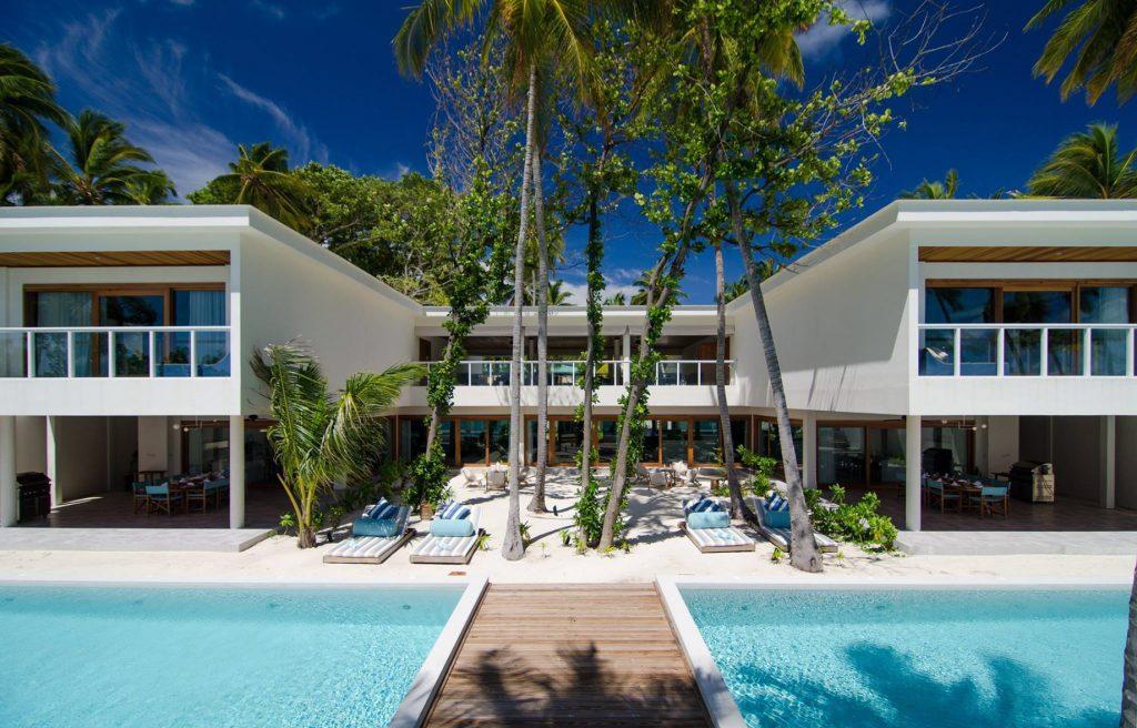 Amilla Fushi Luxury Resort and Residences - Baa Atoll, Maldives - Oceanfront Beach Residence