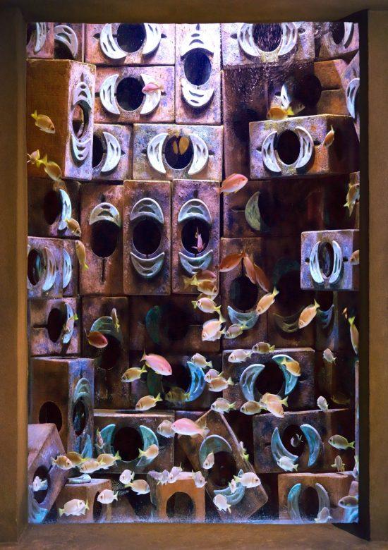 Atlantis The Palm Luxury Resort - Crescent Rd, Dubai, UAE - Lost Chamber Aquarium