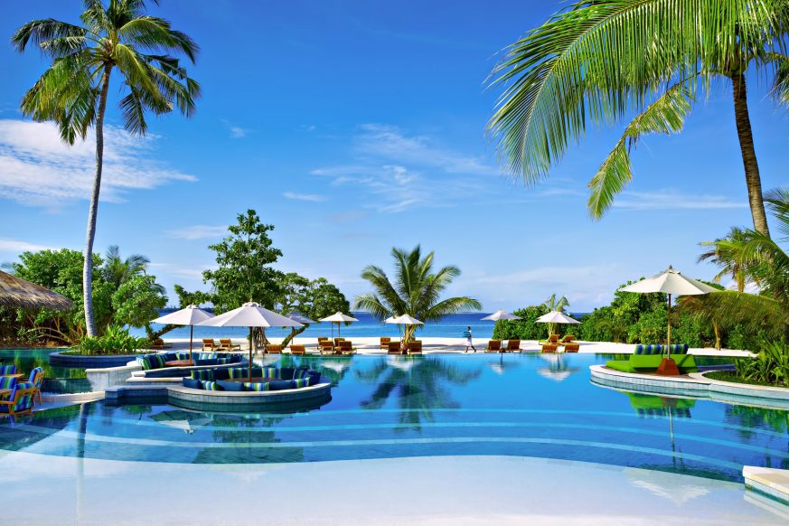 Six Senses Laamu Luxury Resort - Laamu Atoll, Maldives - Resort Private Pool