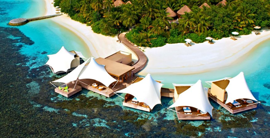 W Maldives Luxury Resort - Fesdu Island, Maldives - Overwater AWAY Spa