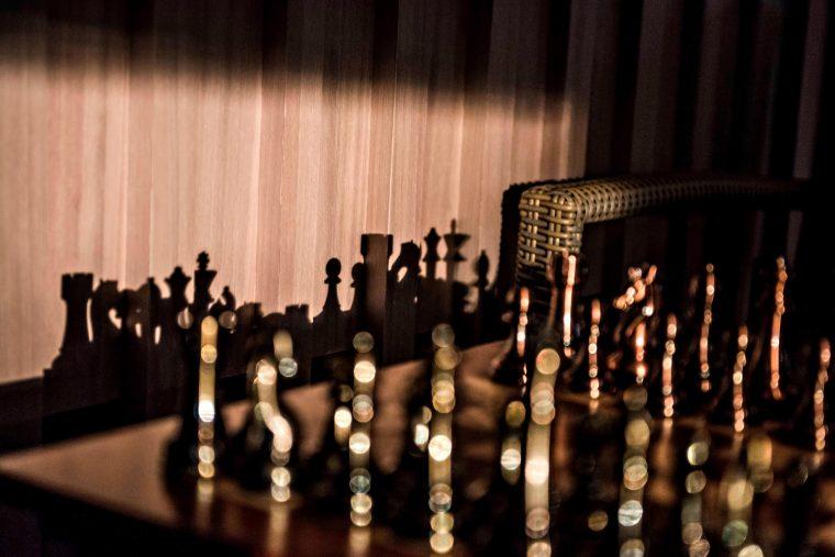 The St. Regis Maldives Vommuli Luxury Resort - Dhaalu Atoll, Maldives - Socialite Chess