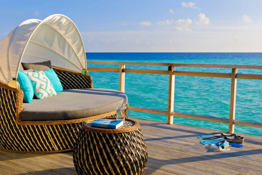 Velassaru Maldives Luxury Resort - South Male Atoll, Maldives - Over Water Suite