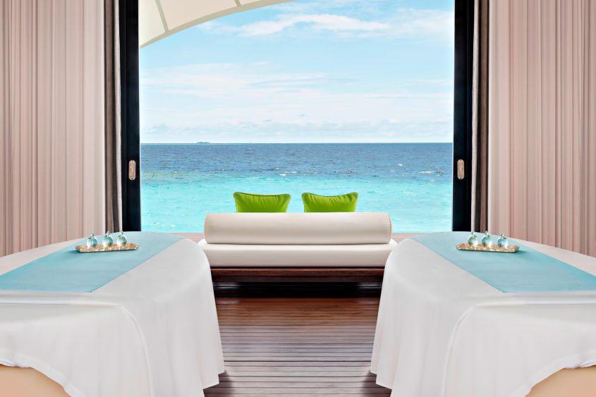 W Maldives Luxury Resort - Fesdu Island, Maldives - AWAY Spa Treatment Room