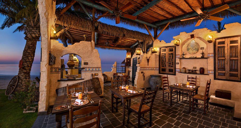 Waldorf Astoria Maldives Ithaafushi Luxury Resort - Ithaafushi Island, Maldives - Yaseem Restaurant Night