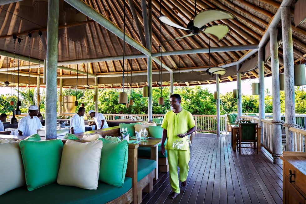 Six Senses Laamu Luxury Resort - Laamu Atoll, Maldives - Leaf Restaurant