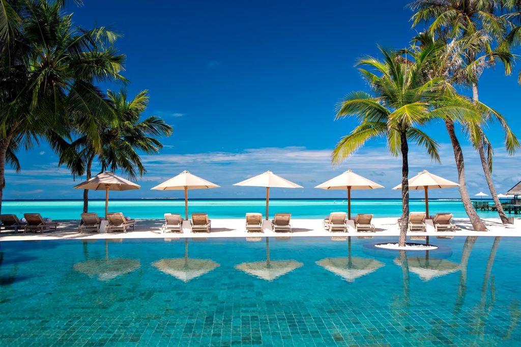 Gili Lankanfushi Luxury Resort - North Male Atoll, Maldives - Resort Pool