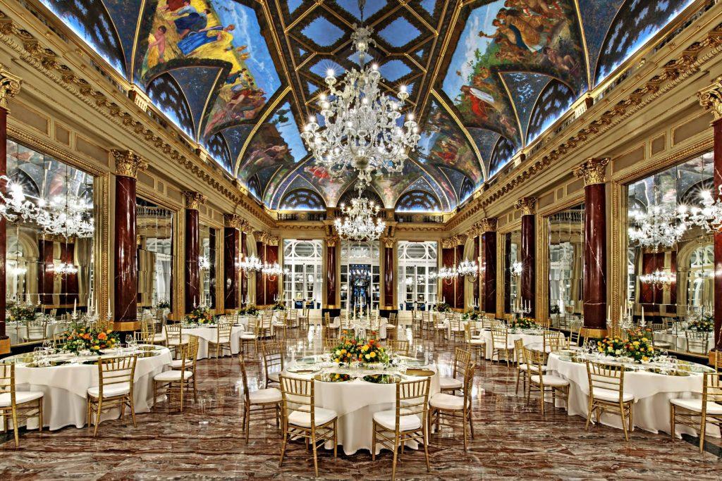 The St. Regis Rome Luxury Hotel - Rome, Italy - Ritz Ballroom