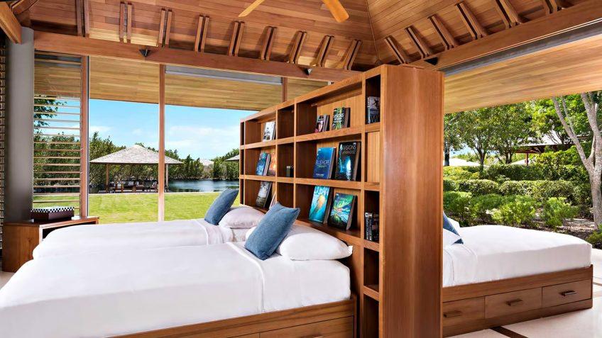 Amanyara Luxury Resort - Providenciales, Turks and Caicos Islands - 6 Bedroom Amanyara Villa Bedroom