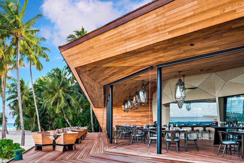 The St. Regis Maldives Vommuli Luxury Resort - Dhaalu Atoll, Maldives - Orientale Restaurant Asian
