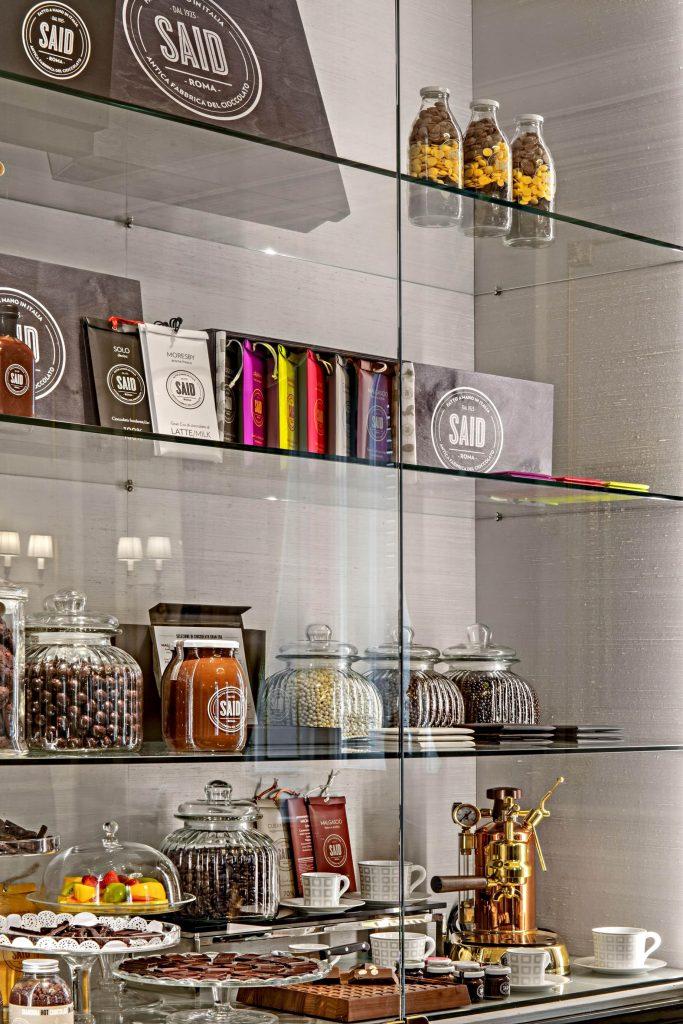 The St. Regis Rome Luxury Hotel - Rome, Italy - Venezia Room Coffee Break
