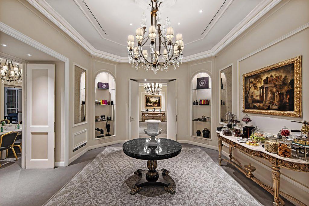 The St. Regis Rome Luxury Hotel - Rome, Italy - Principe Function Room